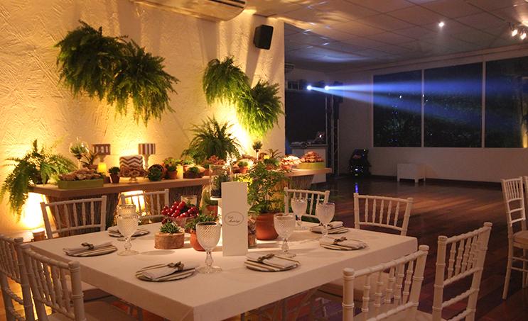 Casa de Festas - Casamentos, Aniversários, 15 anos, Bar Mitzvah