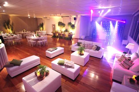 Casa de festas e eventos Spazio Itanhangá