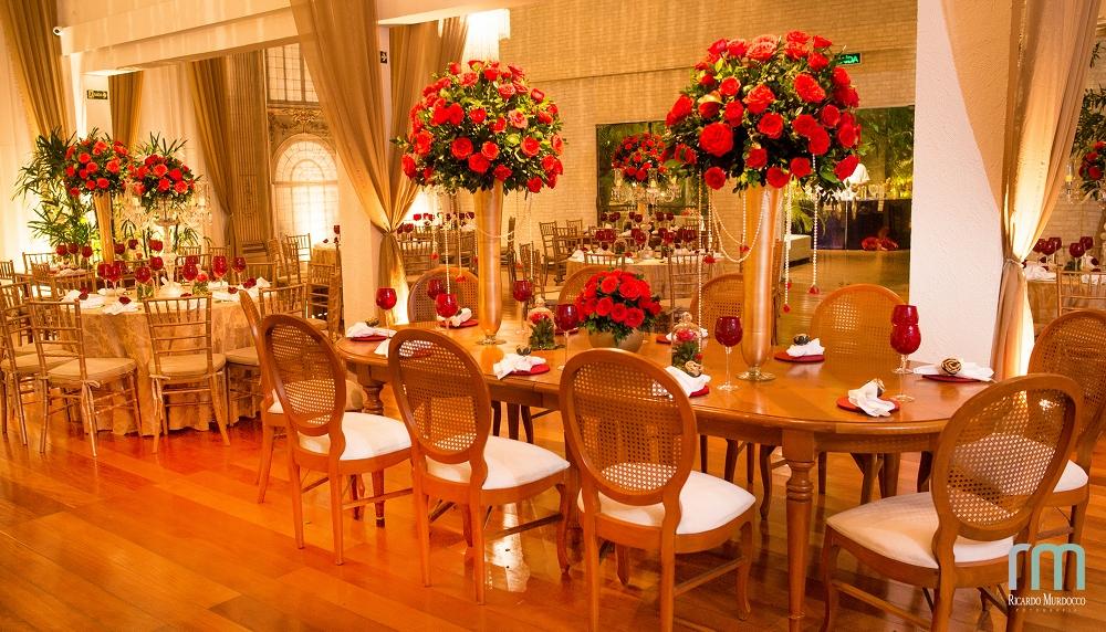 Casa de festa para festas de 15 anos Debutante