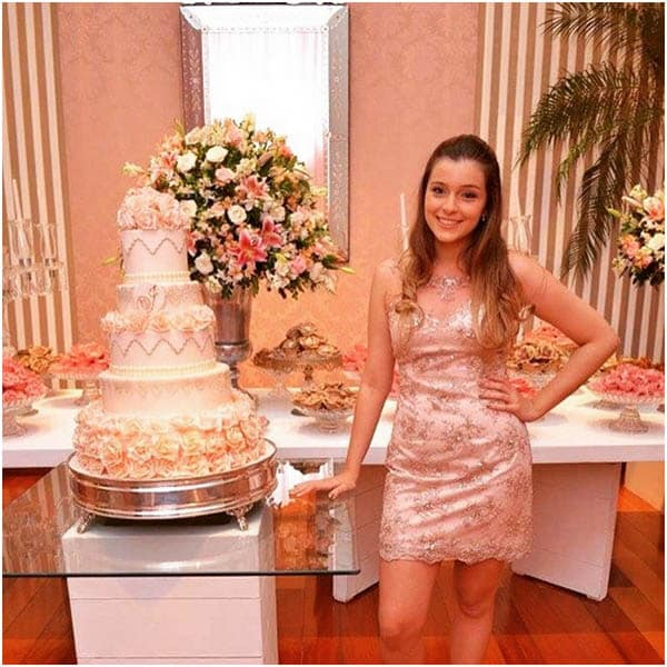 Buffet para festa de 15 anos - Spazio Casa de Festas no Rj