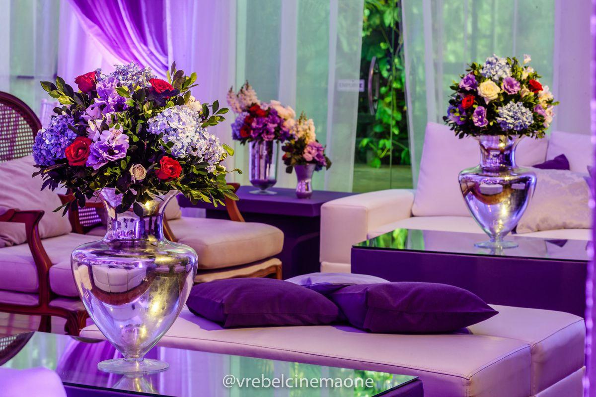 Casa de Festas para Debutantes - 15 anos